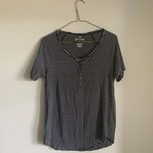 American Eagle stripped t-shirt